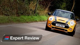 Download 2014 MINI Hatch expert car review Video