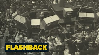Download Wall Street's Greed In 1987 | Flashback | NBC News Video