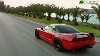 Download Acura (Honda) NSX Supercharger 740Ps Video