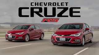 Download 2017 Chevy Cruze Turbo Premier Hatch vs Diesel LT Sedan Video
