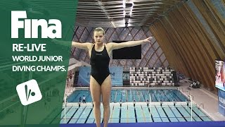 Download Re-Live - Day 3 Preliminary - FINA World Junior Diving Championships 2016 - Kazan (RUS) Video