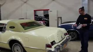 Download 76 Lincoln16K orig miles!!! for sale with test drive and walk through Video