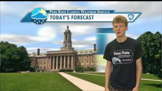 Download Friday Morning Comm Shift Forecast (4/28/17) Video