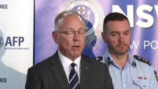 Download Inter-agency operation smashes drug ring Video