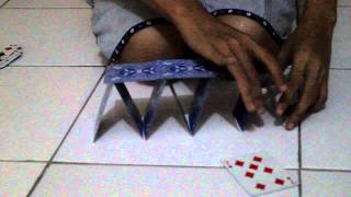 Download how to make a pyramid card Video