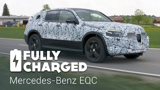 Download Mercedes-Benz EQC | Fully Charged Video