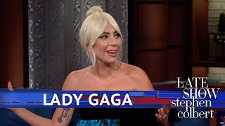 Download Lady Gaga Credits Bradley Cooper For Believing In Her Video