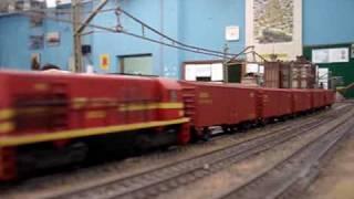 Download SBF - Locomotiva GE U5B RFFSA Video