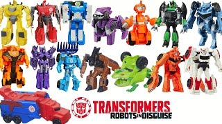 Download Full Collection 24 Transformers Robots in Disguise One Step Changers Transform Video
