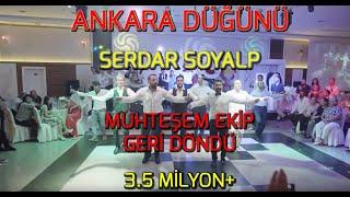 Download ANKARA DÜĞÜNÜ! MUHTEŞEM EKİP GERİ DÖNDÜ (SÜRPRİZ BÖYLE YAPILIR ! ) - SERDAR SOYALP Video