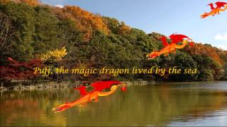 Download Peter Paul & Mary - Puff The Magic Dragon (with Lyrics) Video