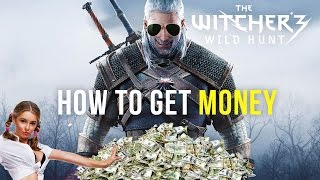 Download How to get MONEY in The Witcher 3 - [Tips & Tricks] Video