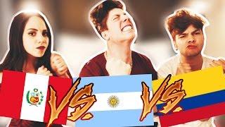 Download DUELO DE PAÍSES (FT. Whatthechic Y Juan Pablo Jaramillo) | LUCAS CASTEL Video