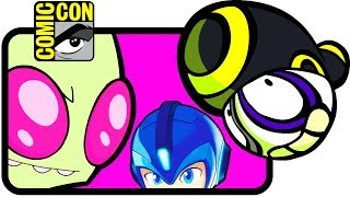 Download Don't Go To COMIC CON (@RebelTaxi) The Best/Worst Upcoming Cartoons 2018 2019 Video