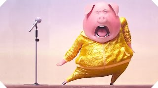 Download SING Trailer # 2 (Animation Blockbuster - 2016) Video