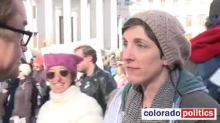 Download Denver Women's March organizer Jessica Rogers Video