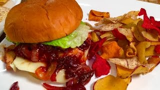 Download Spicy Turkey Cranberry Sandwiches - THANKSGIVING LEFTOVERS Video