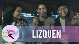 Download GGV: Liza and Enrique pull a prank on jeepney passengers Video