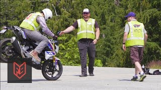 Download Tricks to Pass the Motorcycle Test - ft. Instructor and Examiner Video