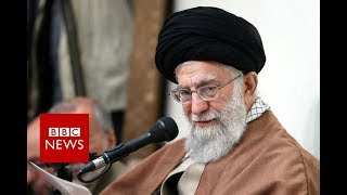 Download Iran's ruler blames unrest on 'enemies' - BBC News Video