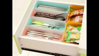 Download تنظيم ادراج المطبخ باستخدام الزجاجات البلاستيك Video