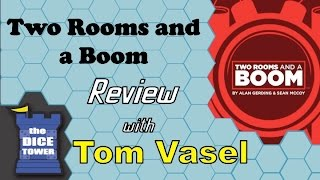 Download Two Rooms and a Boom Review - with Tom Vasel Video