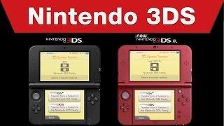 Download New Nintendo 3DS XL System Transfer Video