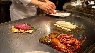 Download Lobster & Steak Teppanyaki - Gourmet Food in Las Vegas Video