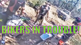 Download Off Road RAGE | Stupid & Angry People Yelling at Dirt Bikers Video