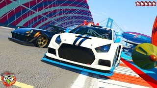 Download GTA 5 Online RANDOM CRAZY RACES With The Crew - GTA 5 Online Gameplay- GTA 5 Online w/ The Crew Video