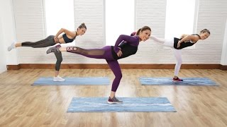 Download The Ultimate Booty Lift and Tone Workout | Class FitSugar Video