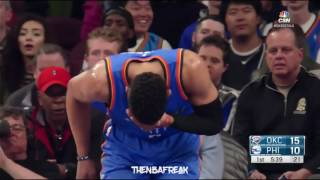Download Russell Westbrook Top Career Dunks Video