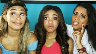 Download How Your Friends Act When You Have a Date (ft. Teala & Eva) Video