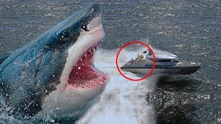 Download 7 Real Megalodon Sightings Caught On Camera Video
