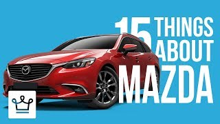 Download 15 Things You Didn't Know About MAZDA Video