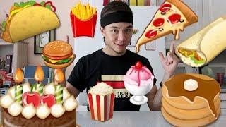 Download Food Emoji Food Challenge Video