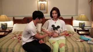 Download JinHee Honeymoon (so sweet) Video