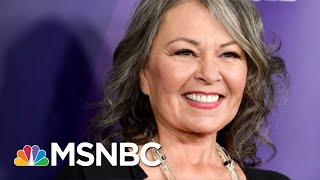 Download Roseanne Mulling To Fight Back. President Donald Trump Weighs In | Hardball | MSNBC Video