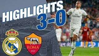 Download Real Madrid vs Roma | 3 - 0 | ALL GOALS & HIGHLIGHTS Video