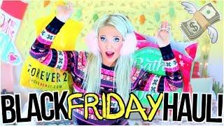 Download HUGE Black Friday HAUL 2016! Video