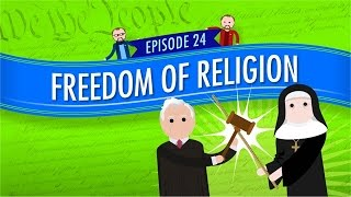 Download Freedom of Religion: Crash Course Government and Politics #24 Video