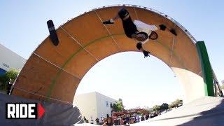 Download Tony Hawk's Loop of Death - Slams, Attempts and Makes - Full Edit 2013 Video