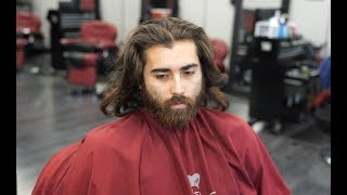 Download HUGE TRANSFORMATION HAIRCUT!! MUST SEE! Tutorial Video