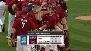 Download HIGHLIGHTS: Baseball vs. LSU — 4/22/18 Video