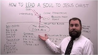 Download How to Lead a Soul to Jesus Christ Video