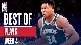 Download NBA's Best Plays | Week 4 Video