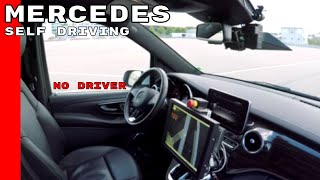 Download Automated Self Driving by Mercedes Benz and Bosch Video