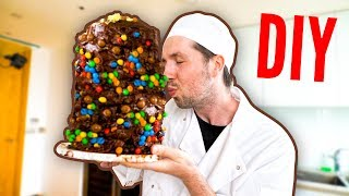 Download WORLDS BEST DIY CHOCOLATE CAKE Video