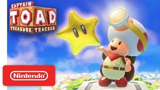 Download Captain Toad Treasure Tracker - Overview Trailer - Nintendo Switch Video