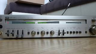 Download ITT 8045 HiFi INTEGRATED AMPLIFIER Video